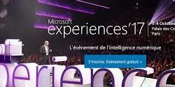 Microsoft Experiences 17 - L'événement de l'intelligence numérique
